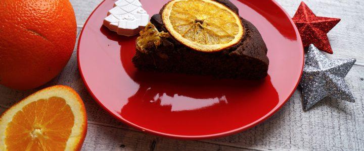Piernik o smaku pomarańczy