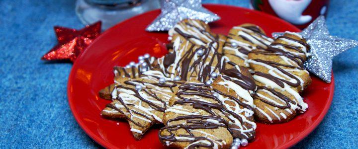 Orkiszowe ciasteczka a' la pierniczki